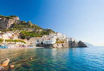Taxi Service from Naples to Amalfi