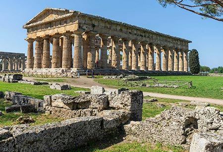 Taxi Service from Naples to Paestum